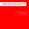 Language Learning Strategies in the Greek setting: Research outcomes of a large-scale project